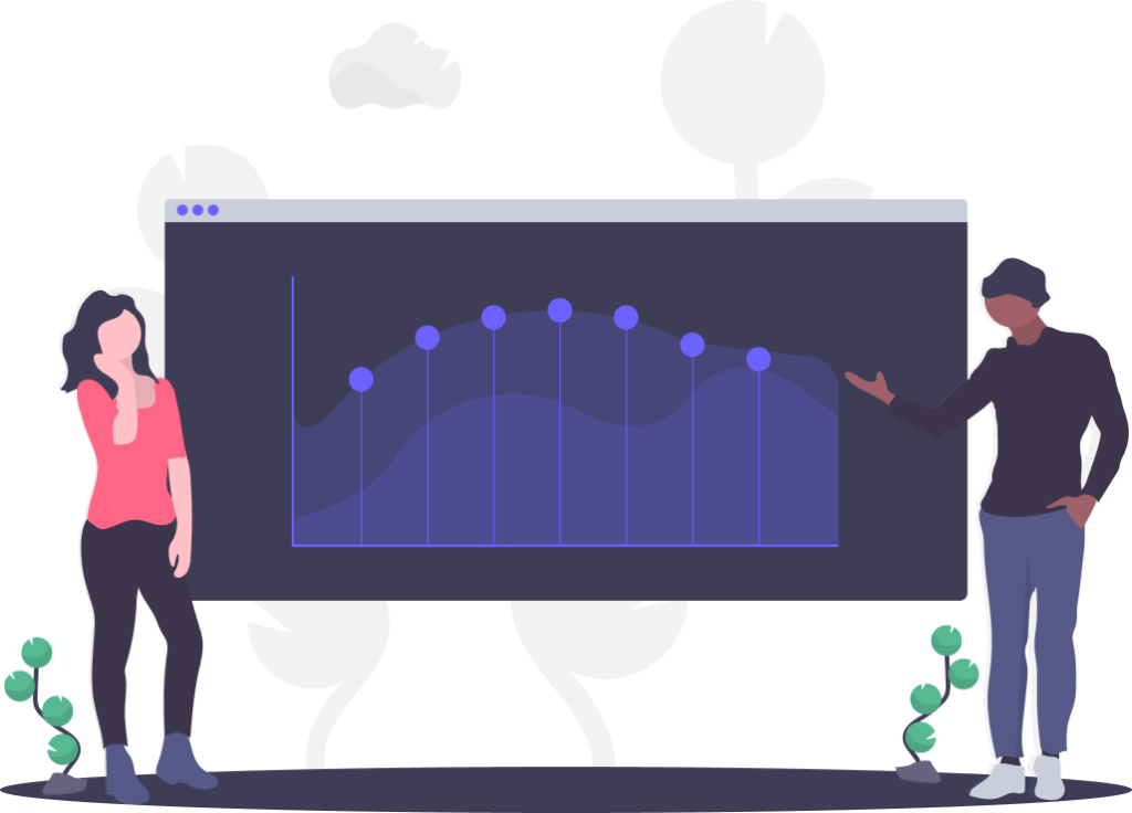 illustration growth analytics